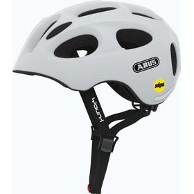 ABUS Youn-I MIPS - Casco de bicicleta Niños - blanco